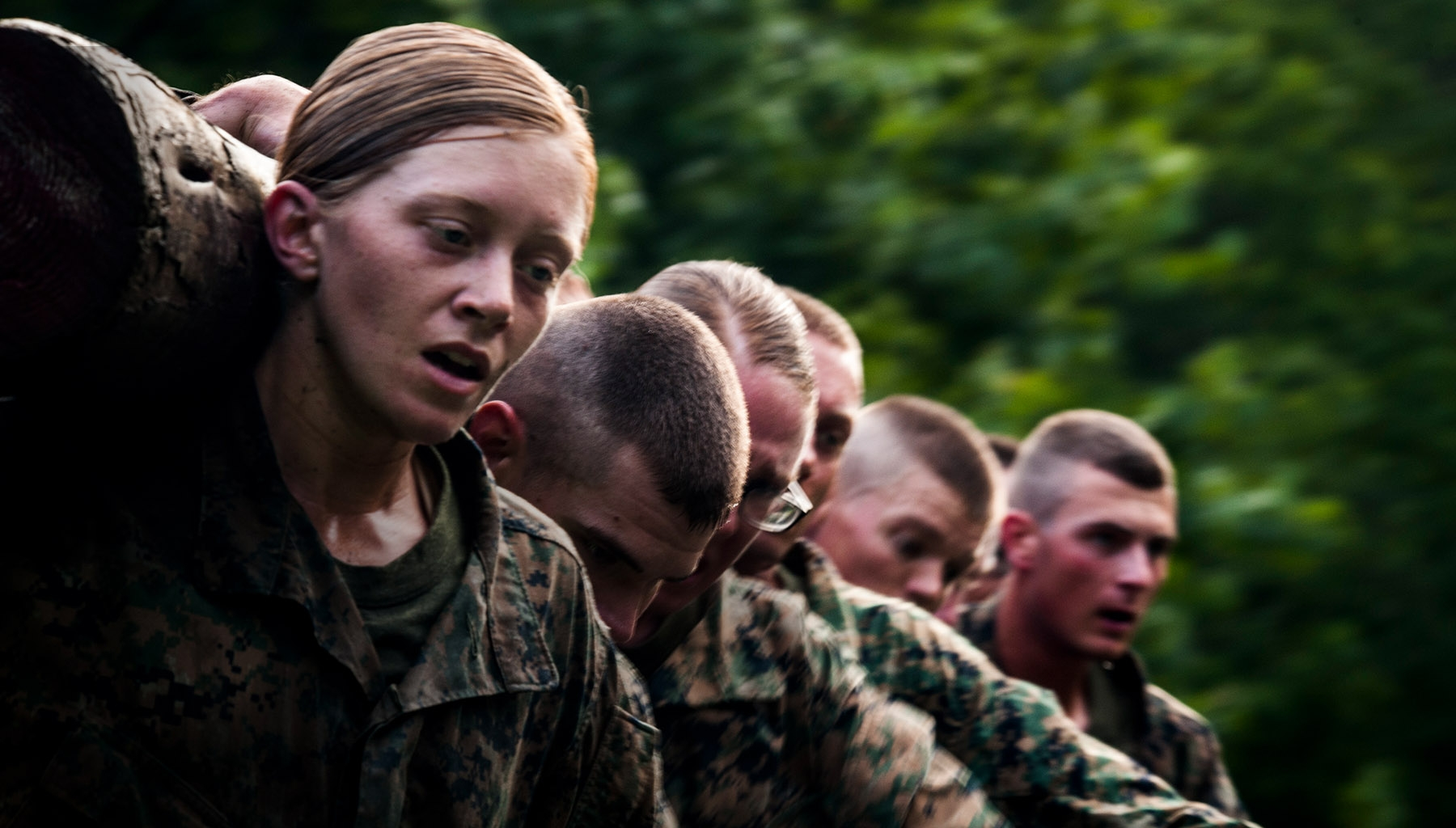 Marine Officer Training