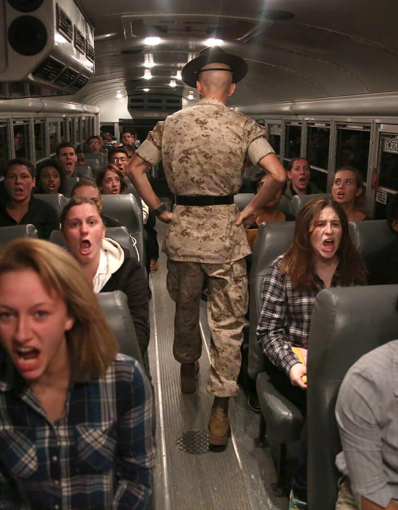 Marine Corps Boot Camp   Recruit Training & Fitness   Marines