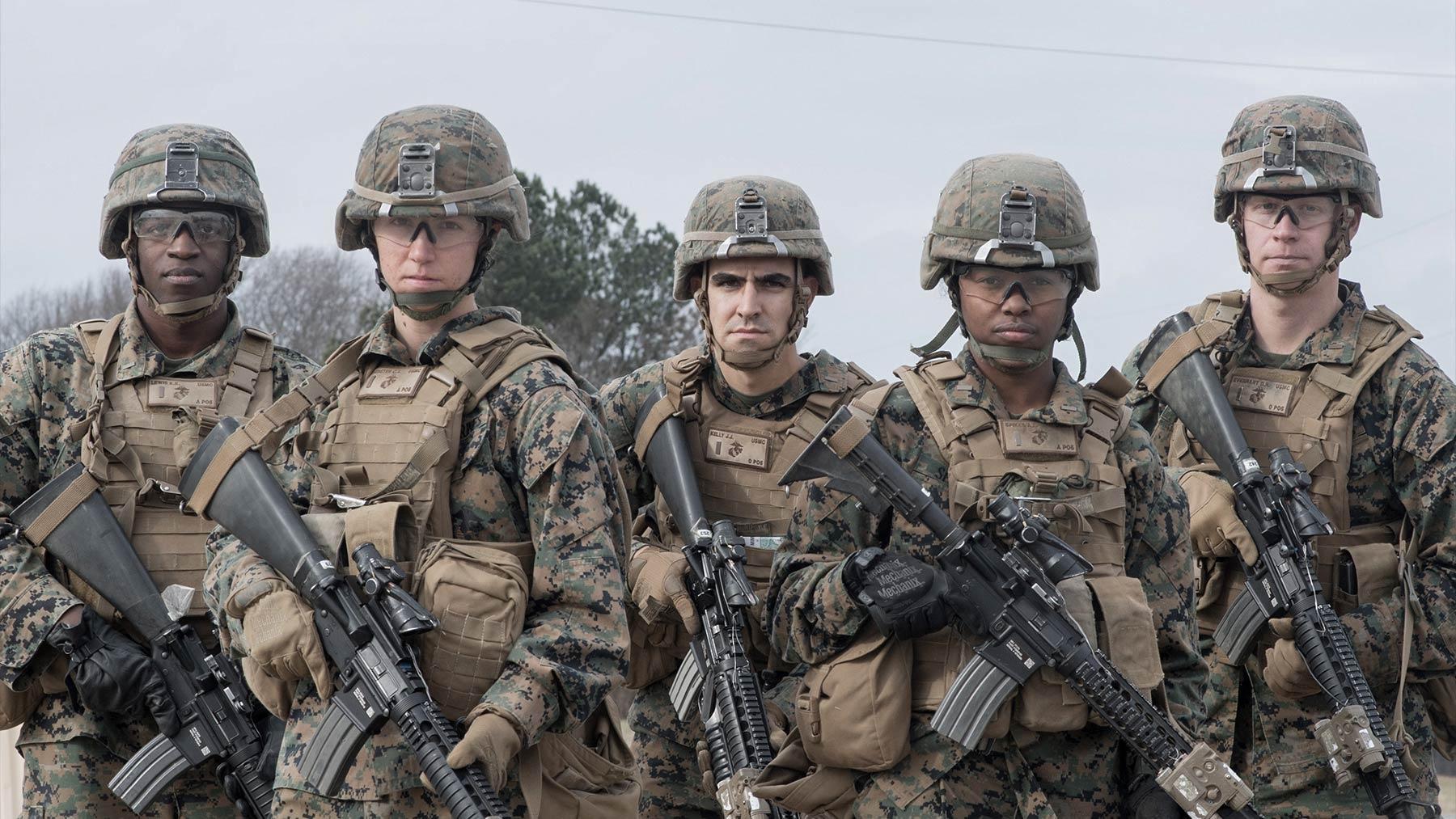 Marine Scholarship Programs | Marines.com