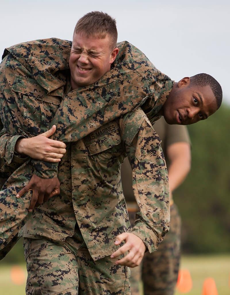 Marine corps ocs workout plan eoua blog - Becoming a marine officer ...