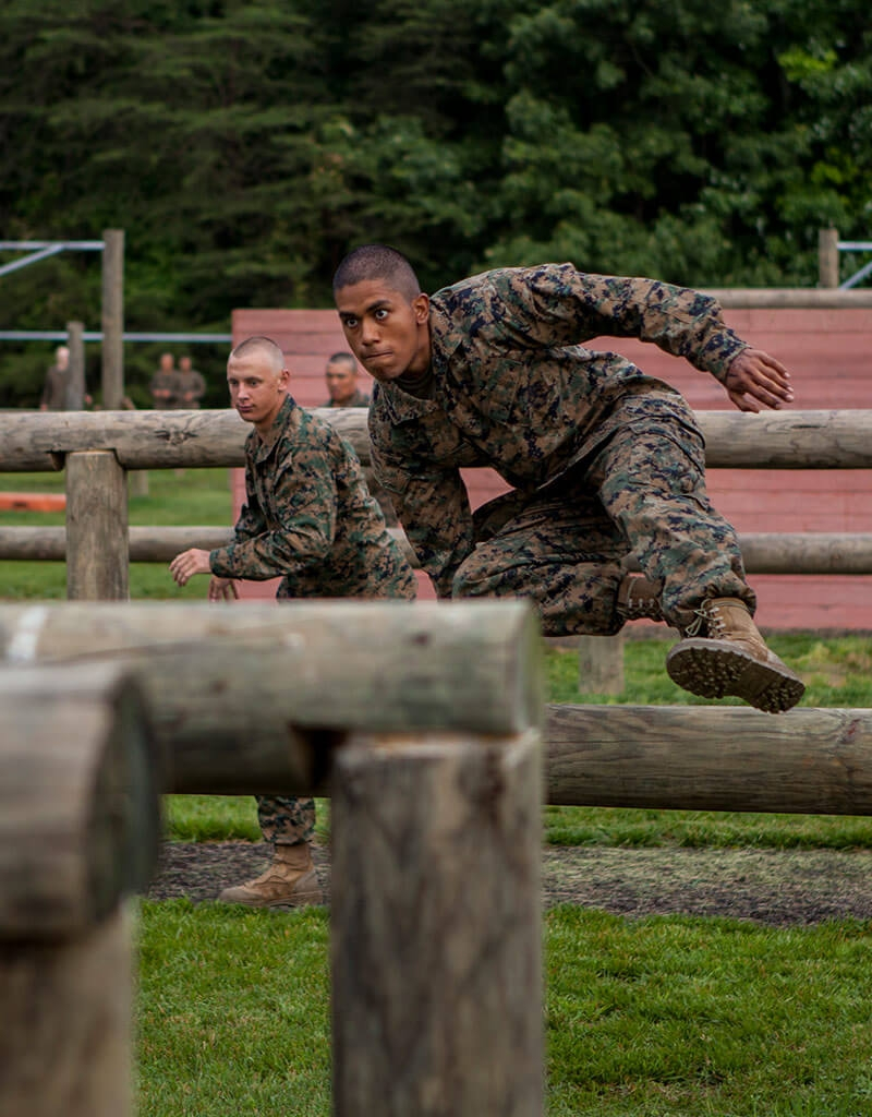 Workouts to prepare for marine ocs eoua blog - Becoming a marine officer ...