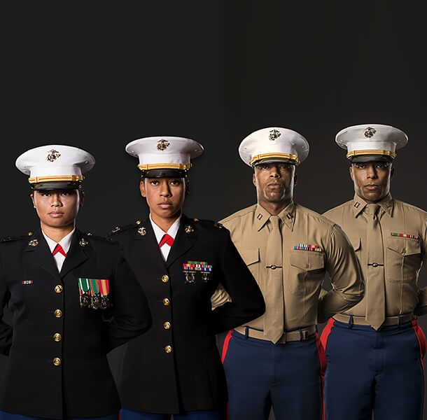 being a marine life in the marine corps marines
