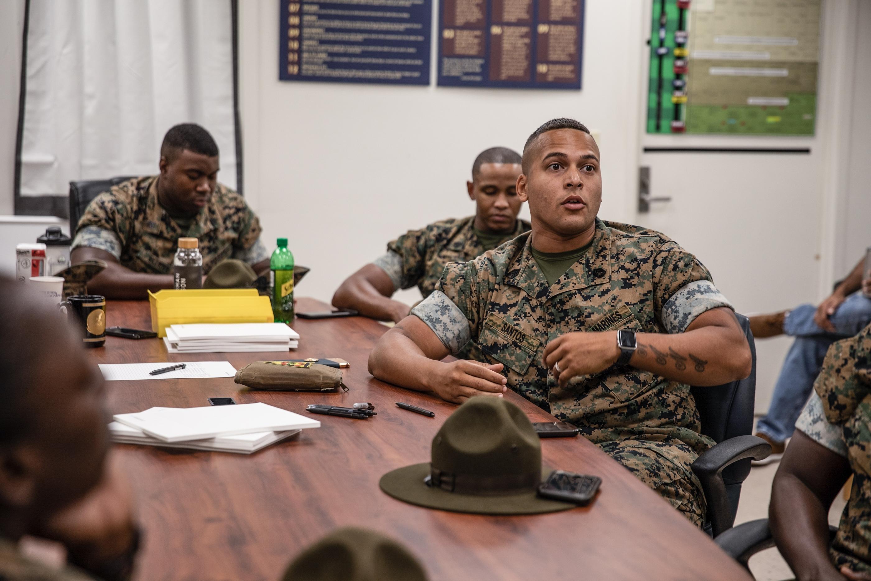 Birthday Marines