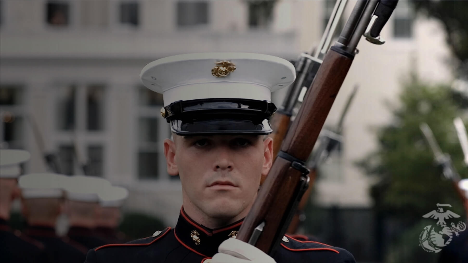 Son in the Marine Corps