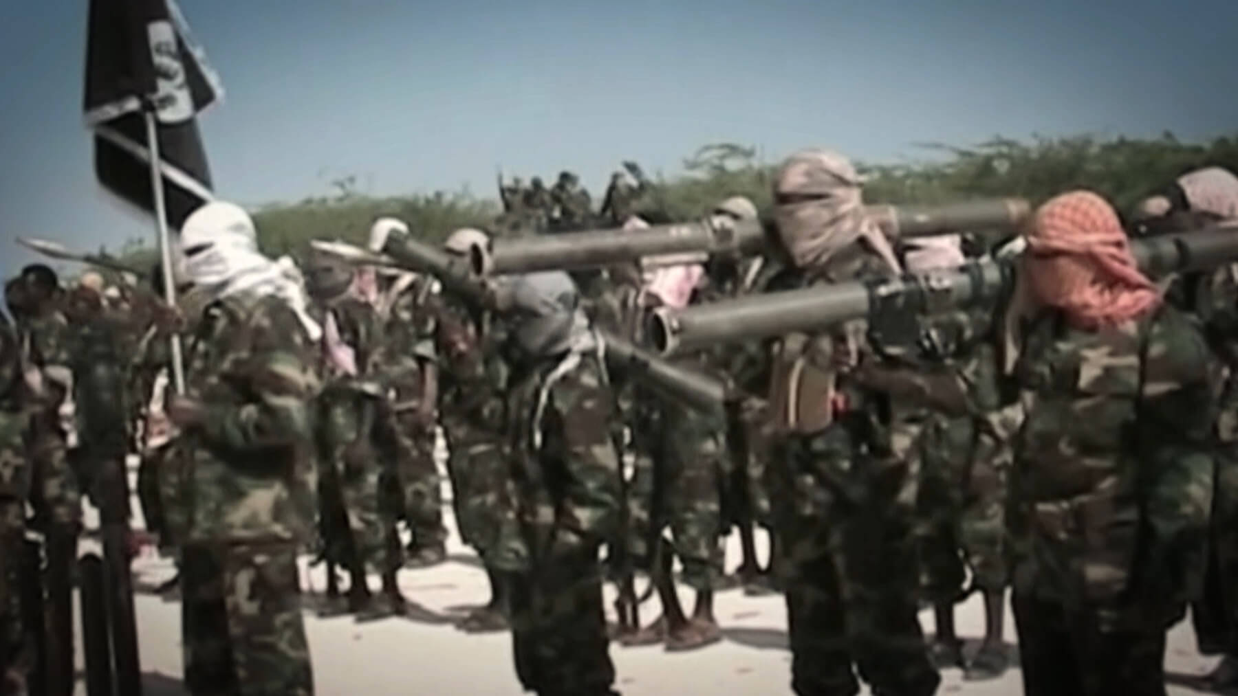 The Fight Against Al Shabaab