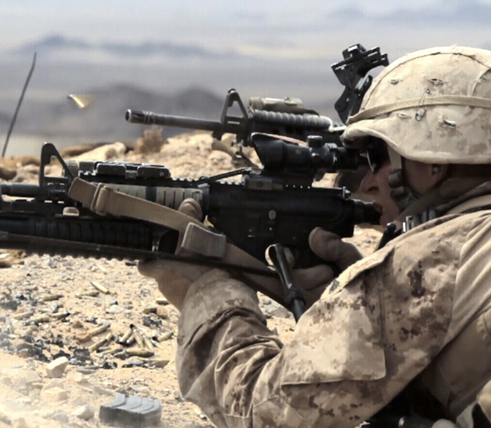 Video showcases the weapons and weapons systems used by Marines.