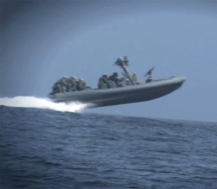 Video outlines actions of a Marine MEU to save a commercial ship high-jacked by Somali pirates.