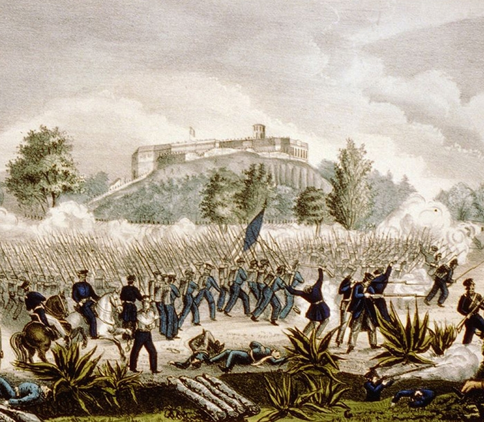Marines Corps Battle of Chapultepec