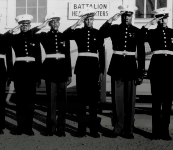 Video showcases the Montford Point Marines courage and honor drove an entire generation of Marines to strive for equality.