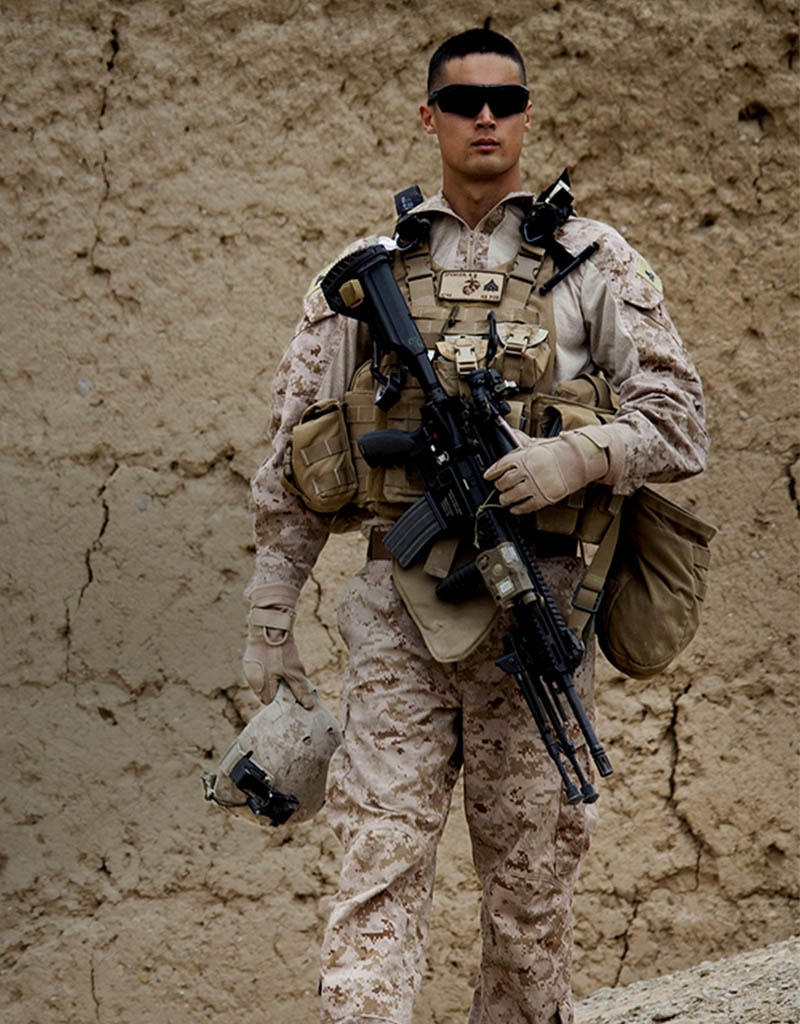semper fi marine corps mottos values principles marines