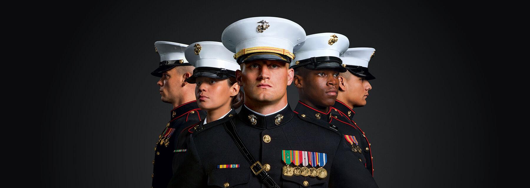 Marine Corps Uniforms, Ranks, & Symbols | Marines
